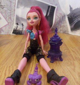Кукла Monster High Джиджи.