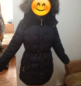 Зимний пуховик ( женский )