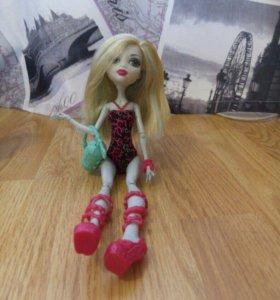 Кукла Monster High Лагуна.