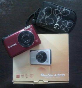 Цифровая камера Canon PowerShot