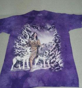Очень красивая футболка,новая