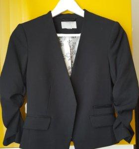 Укороченный пиджак 42