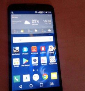 Телефон LG k430 4G-LTE