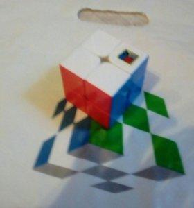 Кубики рубрика 2х2, 3х3, 4х4, 5х5 и пирамидка
