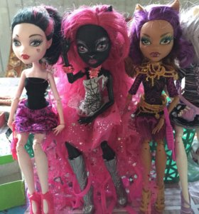 Куклы монстер хай , monster high