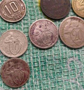 Собираю монеты