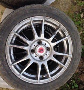колеса на ваз r15 195/50