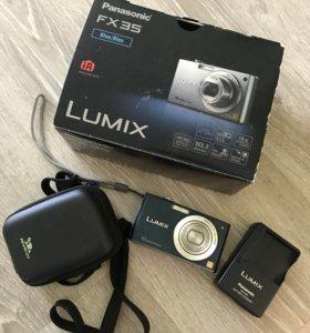 Цифровая фотокамера Panasonic lumix DMC-FX35