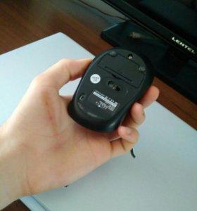 Мышка безпроводная oklick
