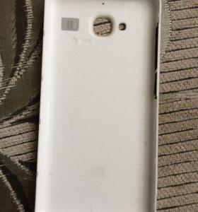 Чехол и матовое стекло для Xiaomi Redmi 2