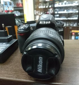 Зеркальный фотоаппарат Nikon D3100 18-55mm