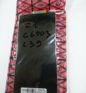 Дисплейный модуль /дисплей Sony Xperia z1 C6903