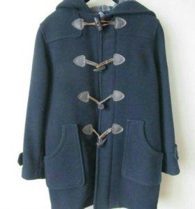 Пальто для мальчика-подростка