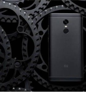 Новые Xiaomi Redmi Note 4X 32Gb Black