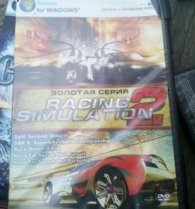 Racing simulation 2 антология