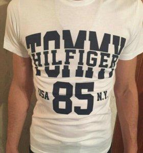 Футболка Tommy Hilfiger размеры разные