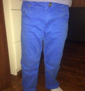 Джинсы, Штаны брюки INCITI 104-110 см