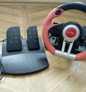 Игровая приставка руль