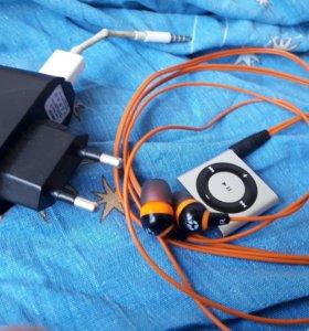Apple IPod Shuffle полный комплект срочно