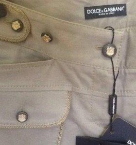 Капри Dolce Gabbana новые оригинал Италия