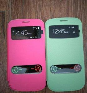 Чехол для Samsung SIII (остался розовый)