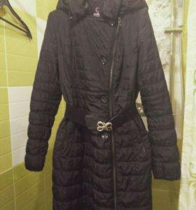 куртка в отличном состоянии, 44 размер, б/у
