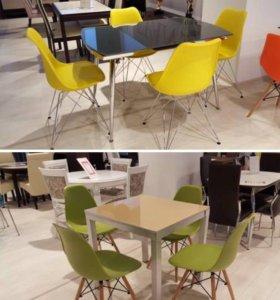 Дизайнерский кухонный стул