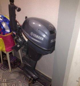 Yamaha f 9.9 fhs
