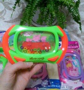 Новая игрушка с Пеппой!