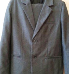 Пиджак школьный Алекс-М,брюки в подарок