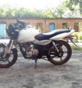Мотоцикл лидер 150
