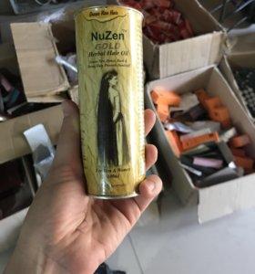 Nuzen Нузен масло для волос