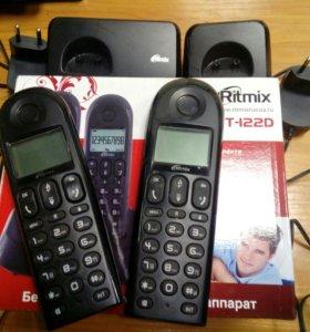 Радиотелефоны,комплект RT122D