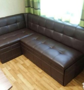 Новый Кухонный диван-раскладушка