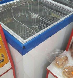 Морозильная камера для магазина.