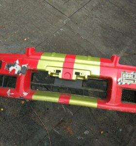 Бампер на Skyline R34 сток