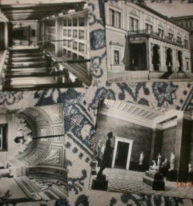 Фотографии буклет Эрмитаж СССР