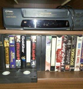 VHS-видеомагнитофон