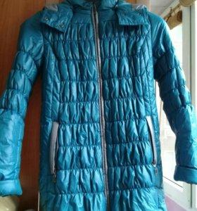 Куртка для беременных б/у 2 р. 44разм