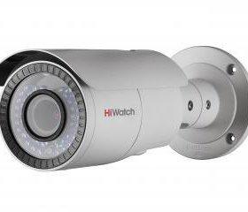 Видеокамера уличная HiWatch DS-T206 Новая