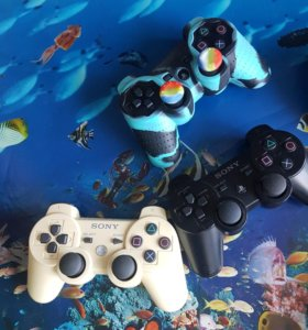 контроллеры PlayStation 3 на пс3