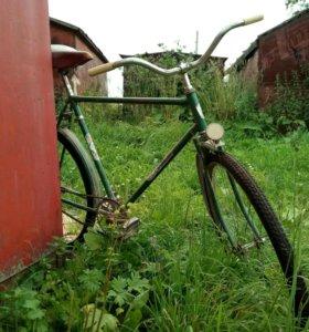 велосипед взрослый Десна