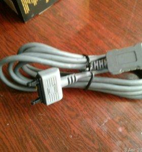 Новый шнур для зарядки телефона Sony Ericsson