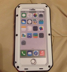"""Противоударный чехол""""Lunatik"""" на iPhone 5"""