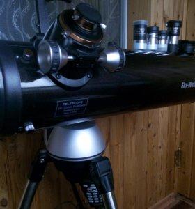 Телескоп Sky-Watcher d=130 f=650 SynScan goto