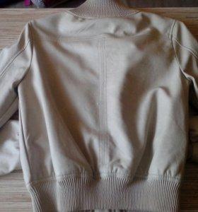 Куртка кожзам модис