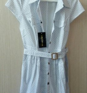 Платье 42 размер, новое с этикеткой