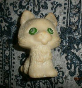 Игрушка котенок СССР