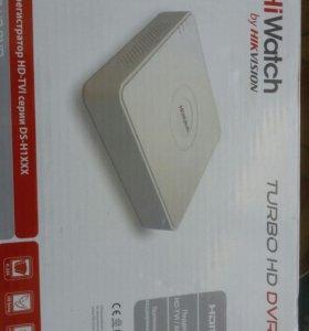 8-канальный hd-tvi регистратор для видеонаблюдения