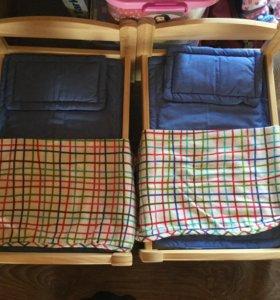 Кроватки для игрушек